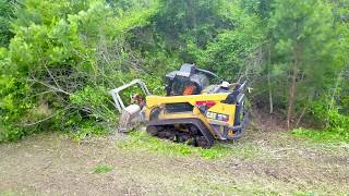 Video Surgical Land Clearing-CAT 297 D2 w/ Denis Cimaf 180D in action-2 download MP3, 3GP, MP4, WEBM, AVI, FLV September 2018