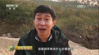 20161227 生财有道  吉林柳河:富民兴县的生态财富