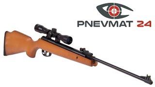 Пневматична гвинтівка Crosman Optimus R8-C01K77X (приціл 4x32)