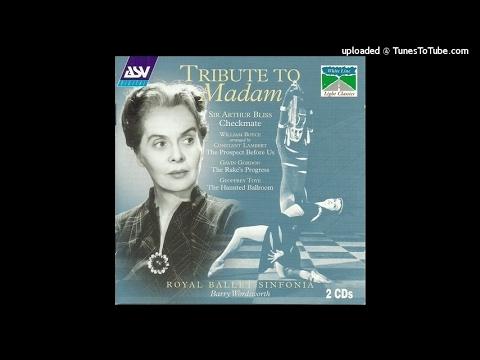 Geoffrey Toye (1889-1942) : The Haunted Ballroom, ballet in three scenes (1934)