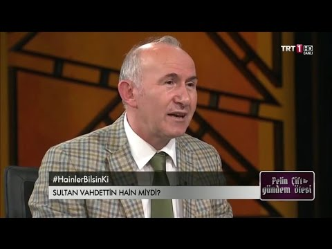 Sultan Vahdettin Hain Miydi? - Prof. Dr. Ahmet Şimşirgil