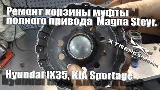 Savat coupling ta'mirlash hamda Hyundai In-g'ildirak barcha haydovchi T. Steyr IX35, KIA Sportage