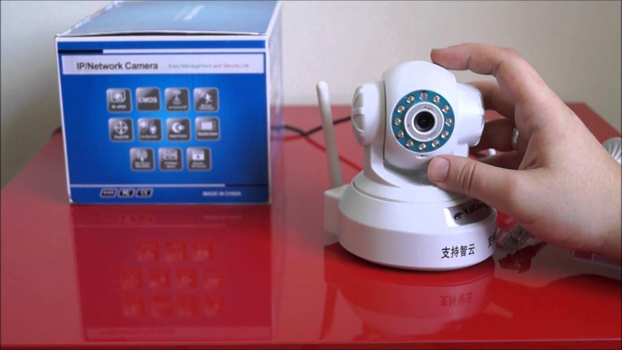Çin Malı Ucuz IP Kamera İncelemem | Dev Güvenliklik