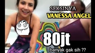 Indahnya Vanessa Angel saat nge GYM, sampe kelihatan ??