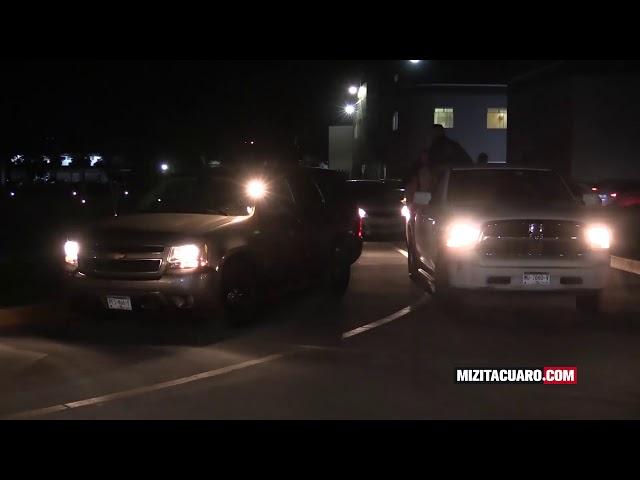 Hasta el momento 18 personas detenidas en Michoacán
