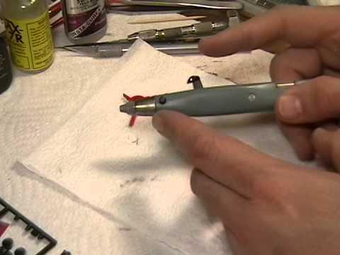 Maus Werx: Adjusting the Testors Aztek A470 airbrush