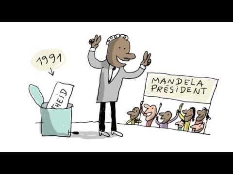 C'est qui Nelson Mandela ? - 1 jour, 1 question