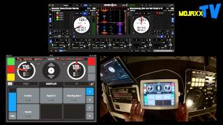 Serato Remote walkthrough demo with Scratch Live and Serato DJ