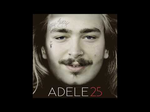 Post Malone - I Fall Apart...but it's Adele - Hello