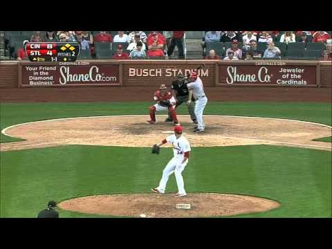 2013 Cincinnati Reds Highlights HD