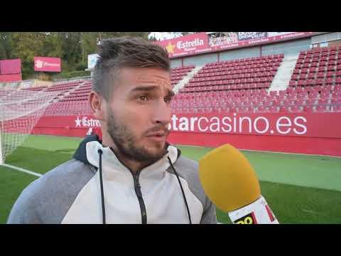 Entrevista a Portu, jugador del Girona CF