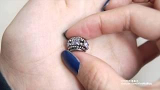Soufeel Charms Bracelet Review -silver (Korean)