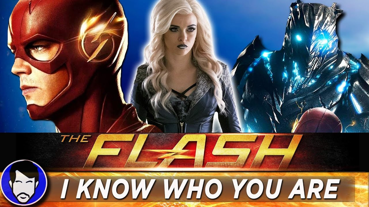 "THE FLASH Season 3 Episode 20 ""I Know Who You Are"