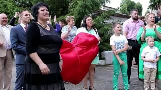 Наш самый лучший и весёлый свадебный клип! Стас и Ксения (Owl City & Carly Rae Jepsen - good time)