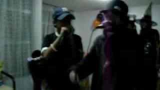 thales e Guilherme: rap no halloween