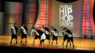 Sweet & Sour (New Zealand) @ World Hip Hop Championships 2009
