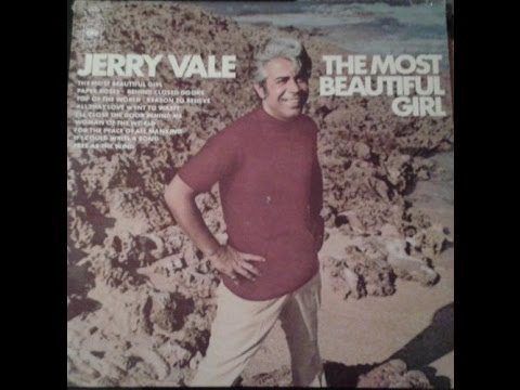 Jerry Vale   - The Most Beautiful Girl (Album)