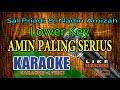 Download Mp3 Sal Priadi & Nadin Amizah - Amin Paling Serius karaoke HD ( full music )