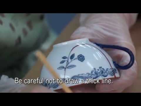 Kintsugi Repair DIY -Complete English subtitles!