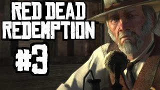 Schluchtenkampf beim Hanging Rock – RED DEAD REDEMPTION Deutsch #3 – Lets Play RDR Gameplay German