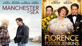 Оскар 2017: Манчестер у моря и Флоренс Фостер Дженкинс
