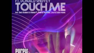 Groove Cocktail feat. Donald Sheffey - Touch Me (Classic Mix)