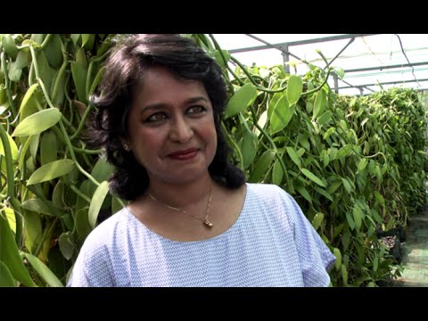 Ameenah Gurib-Fakim advocates for biodiversity and phytotherapy