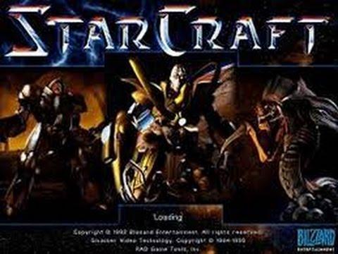 Starcraft. Campaña Terran. Capítulo 10. Cae el martillo. Guía comentada en español.