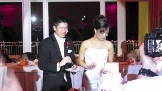 Springfield County Club, Fairfax Virginia - Shyan and Vicky Fung - JJDJ Entertainment