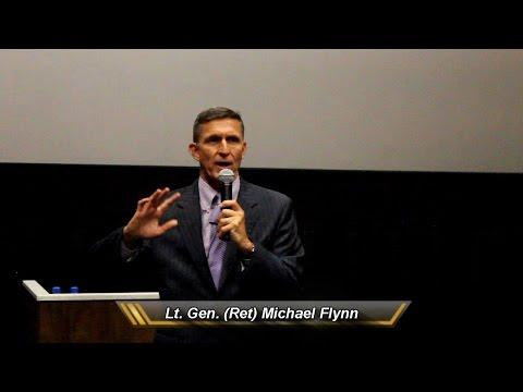 ACT! for America Dallas - Lt. Gen. (Ret) Michael Flynn