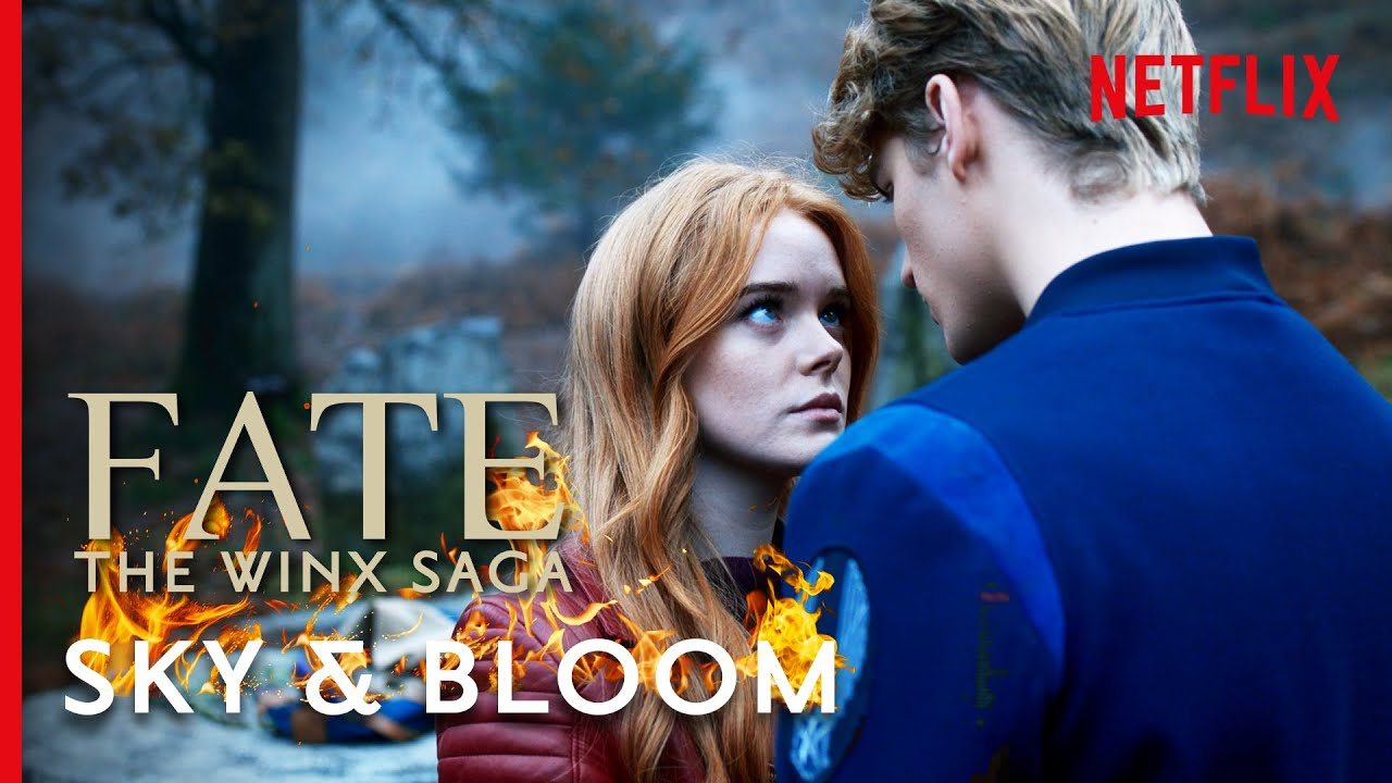 Download Bloom & Sky's Best Moments | Fate: The Winx Saga