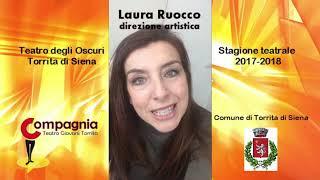 Saluti Laura Ruocco Fine Stagione Teatrale
