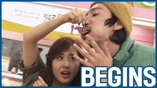 [RUNNINGMAN BEGINS] [EP 16-2] | 🍕🍚 Get 1kg Weight in S...