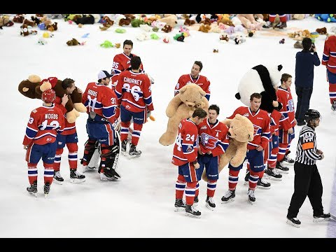 2017 Spokesman-Review Teddy Bear Toss