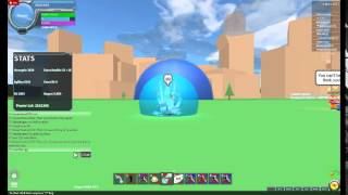 Roblox: DragonBall Final Adventures: Galick Gun vs. Kamehameha
