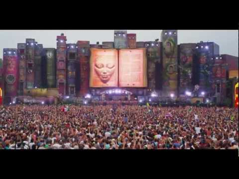 трейлер 2012 - Tomorrowland 2012 | official aftermovie
