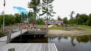 Georgian Bay Mermaid Island Cottage For Sale | Rick Hill