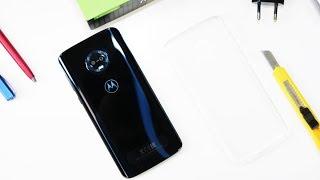 Motorola Moto G6 | Unboxing e Primeiras Impressões