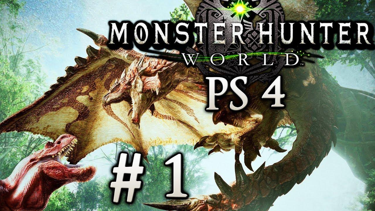 Monster Hunt Stream Deutsch