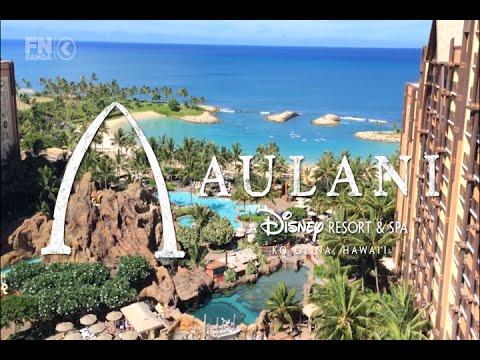 Flight Night Samoa Segment   Aulani Disney Resort - Hawaii