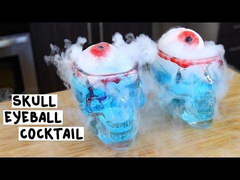 Matt Leonard - Skull Eyeball Cocktail