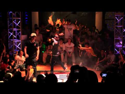NHIỆT 2012 | Guest Showcase | LadyKilah- Mr A- Tell Me Why
