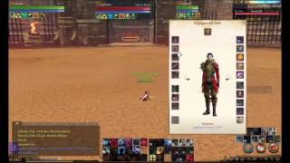 A battle between two stubborn arena players - Who will crack first? [Archeage 2.5]