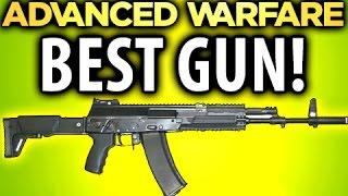 أفضل بندقية في لعبة Call of Duty Advanced Warfare (COD AW الوحش سلاح نصائح وحيل)