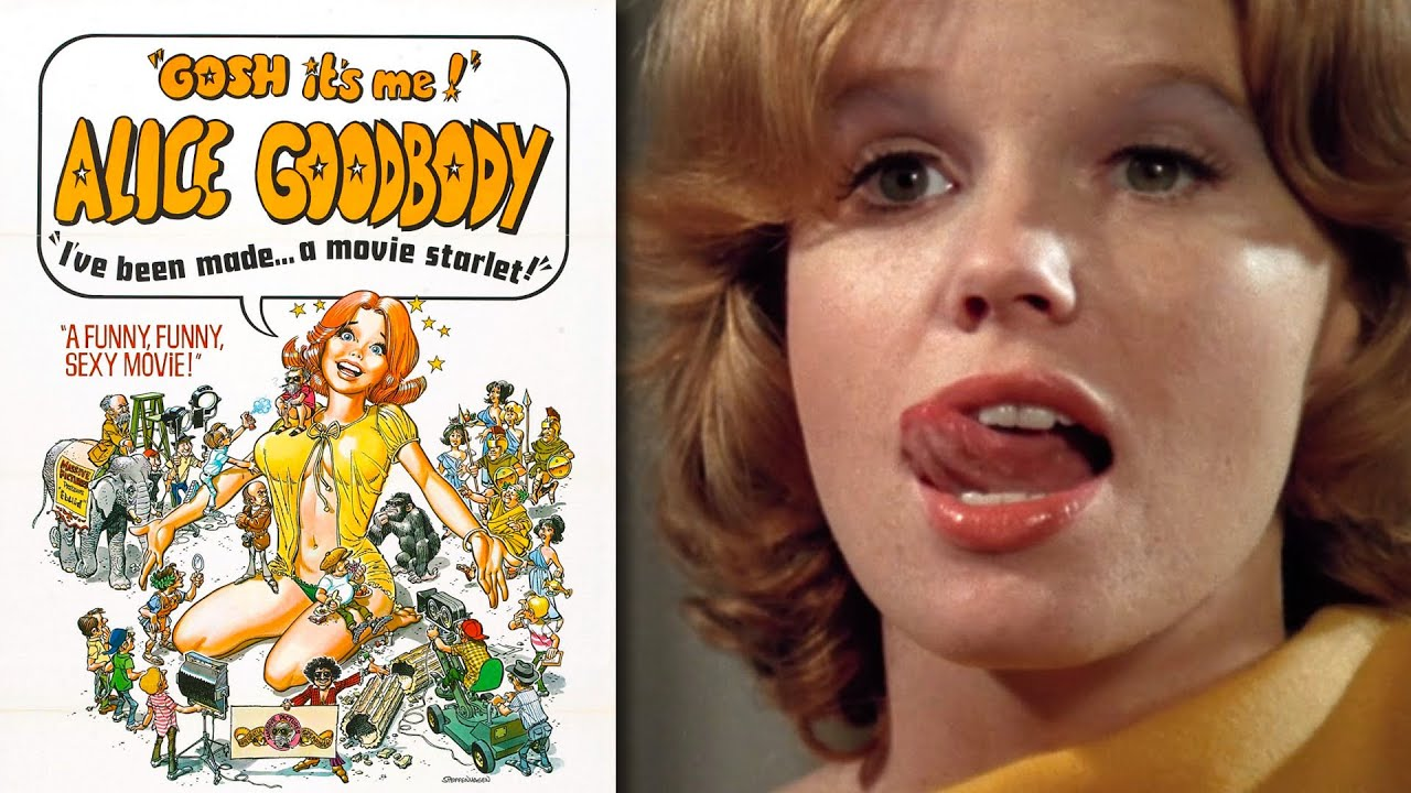 Download Alice Goodbody (1974) Comedy. Waitress who dreamed of becoming a movie star through the bed. Full HD