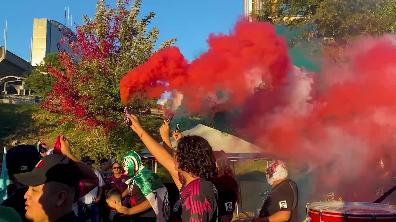 Mexico v. Ecuador brings soccer back to Bank of America Stadium ...