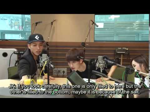 [ENG SUB] C Radio Idol True Colours - Jun.K (2PM)