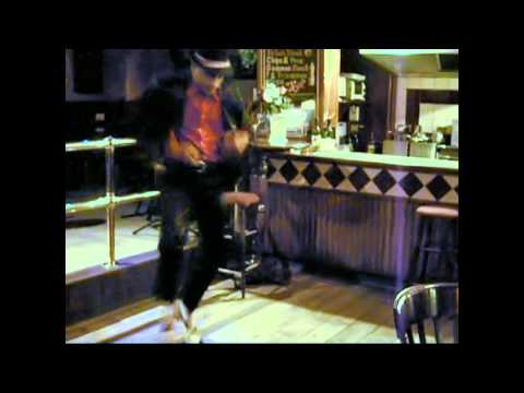 """Michael Jackson"" at The Globe in Morning Lane"