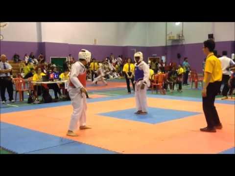 Taekwondo Tournament WTF Klang 2016