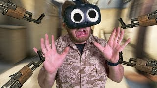 THE NEW RECRUIT! | Pavlov VR